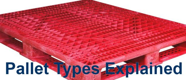Basic Plastic Pallet Types Explained