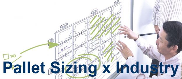 Sizing Pallets By Industry