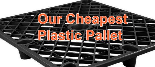 Our Cheapest Plastic Pallet