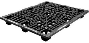 40 x 48 Light/Medium Duty Nestable Plastic Pallet