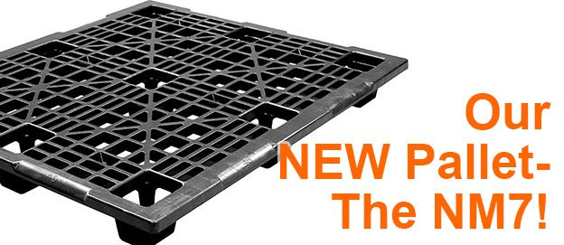 Our New NM7 Plastic Pallet