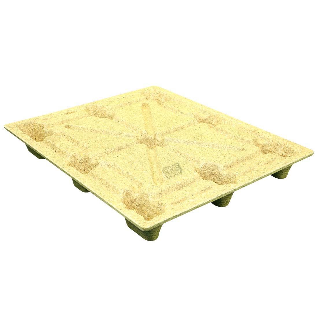 40 x 48 Molded Wood Pallet - Export Ready - Medium Duty ...