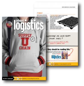 Featured In Inbound Logistics