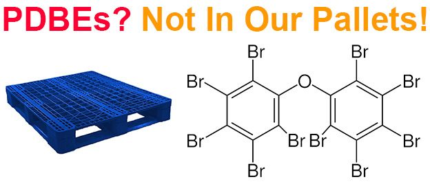 PBDEs? Not In Our Pallets