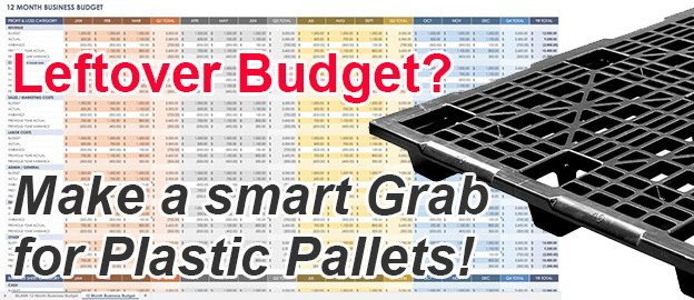 Plastic Pallet Budget