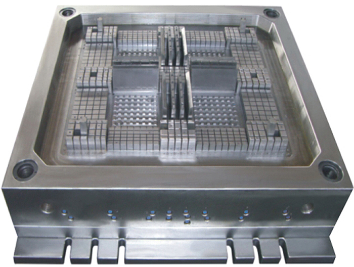 Plastic Pallet Injection Mold Manufacturing