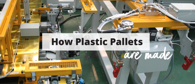How Plastic Pallets Are Made