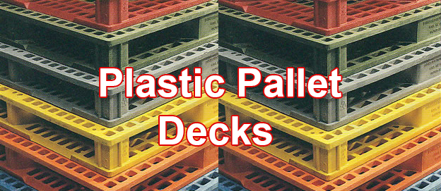 Plastic Pallet Decks Explained