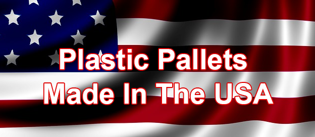 USA Made Plastic Pallets