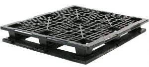 Plastic Pallets - A perfect Heat Treated Pallet Alternative!