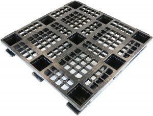 43 x 43 Pallets are available in Solid Deck & Open Deck models