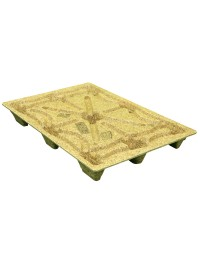 32 x 48 Molded Wood Pallet - Litco Inca IE113248 OWS PW-S-3248-NX Repose Top