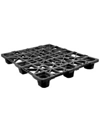 40 x 48 Nestable Ex-Pal 3.1 Plastic Pallet - CABKA CPP 320 OWS PP-O-40-NL3.1 Repose Top