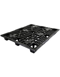40 x 48 Nestable Med-Heavy Duty Plastic Pallet ows PP-O-40-NH7 - Repose Top
