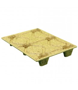 24 x 32 Molded Wood Pallet - Litco Inca IE113224 OWS PW-S-2432-NX Repose Top