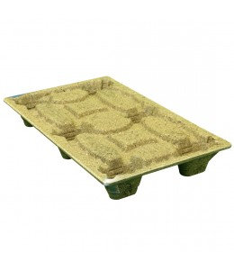 24 x 40 Molded Wood Pallet - Litco Inca IE132440 OWS PW-S-2440-NM Repose Top