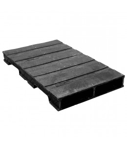 29 x 48 Heavy Duty Solid-Deck Rackable Plastic Pallet - Plastic Pallet Creations ppc2948-3 OWS PP-S-2948-RC Repose Top