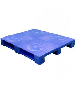 40 x 48 Blue Rackable Plastic FDA Pallet - Decade PNH2001BL OWS PP-S-40-S5FDA Repose Top