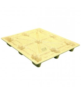 40 x 48 Molded Wood Pallet - Litco Inca IE144840 OWS PW-S-4048-NL Repose Top