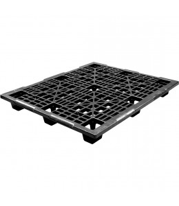 40 x 48 Nestable Light Medium Duty Plastic Pallet OWS PP-O-40-NM7 Repose Top