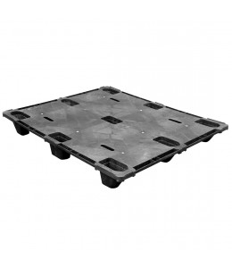 40 x 48 Nestable Light Duty Plastic Pallet - Cabka CPP 100 ACM OWS PP-O-40-NL4  Repose Top