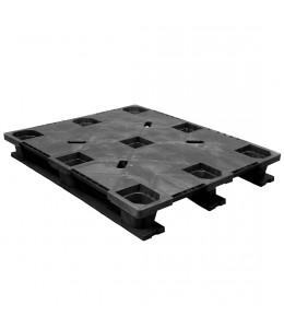 40 x 48 Rackable Plastic Runner Pallet - CABKA CPP 323C OWS PP-S-40-RR Repose Top