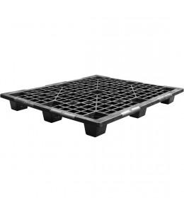 40 x 48 x 5.1 Nestable Light Duty Plastic Pallet - OWS PP-O-40-NL7 - Repose Top