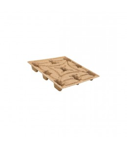 44 x 44 Molded Wood Pallet - Medium Duty - OWS PW-S-4444-NM Licto IE134444 - Repose Top