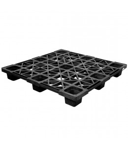 45 x 45 Nestable Plastic Pallet - CABKA CPP 440 OWS PP-O-4545-N Repose Top
