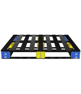 45 x 45 Rackable, Stackable Composite Plastic Pallet - PPG