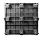 32 x 30 Solid Deck Nestable Plastic Pallet - Plastic Pallet Creations ppc3230n OWS PP-S-3230-NL Standing Bottom HeadOn