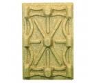 32 x 48 Molded Wood Pallet - Litco Inca IE114832 OWS PW-S-3248-NX Standing Bottom HeadOn