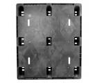 40 x 48 Nestable Light Duty Plastic Pallet - Cabka CPP 100 ACM OWS PP-O-40-NL4 Standing Top