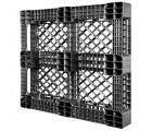 40 x 48 Rackable Stackable Pallet - Decade DP4840 OWS PP-O-40-R5 Standing Bottom