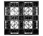45 x 45 Rackable Pallet - CABKA CPP 466 OWS PP-O-4545-RX Standing Top HeadOn