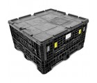 48 x 45 Top Cap for CP-S-45 Series Plastic Containers TDP-4845-Top-Cap OWS LID-48-45 Top Repose Bin1