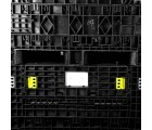 48 x 48 x 25 Plastic Collapsible Container - TDP 4845-25 - OWS CP-S-45-C-25 - HeadOn Door